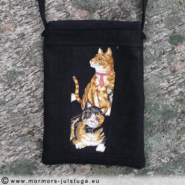 Väska med katter - VASK-002