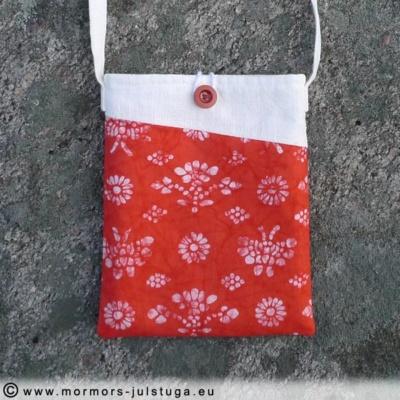 En färgglad liten axelremsväska - VASK-010