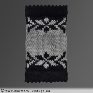 Köpa mönster - stickbeskrivning Pulsvärmare